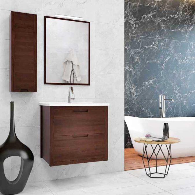 Mueble de Baño Ángeles 60 cm.