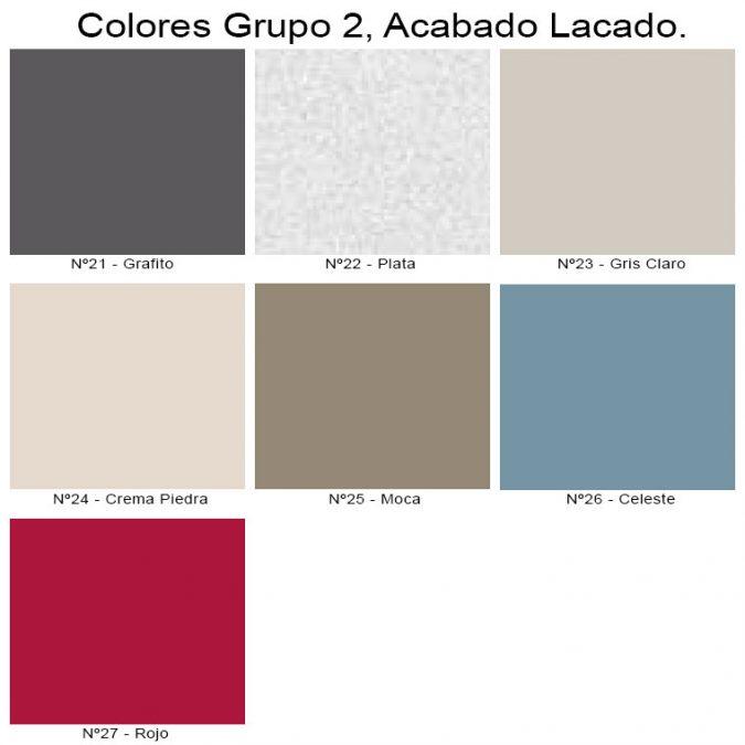 Colores Lacados Nuevos de Muebles de Baño