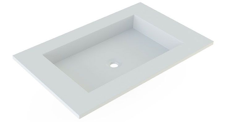 Lavabos Solid Surface Kram