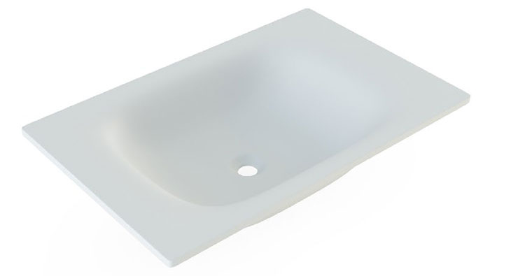 Lavabos Solid Surface Verni