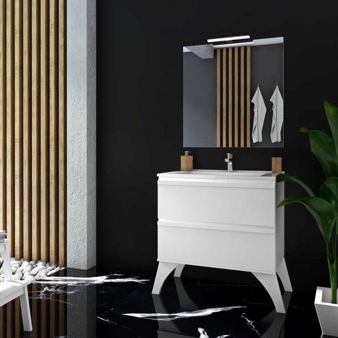 Mueble de Baño Lorena 80 cm.