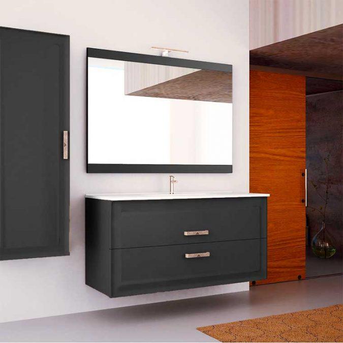 Mueble de Baño Alda 120 con espejo Cue