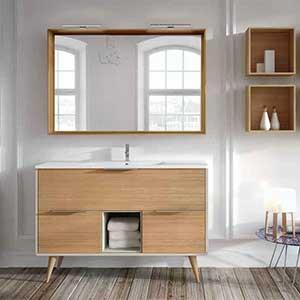 Muebles de baño vintage en A Coruña