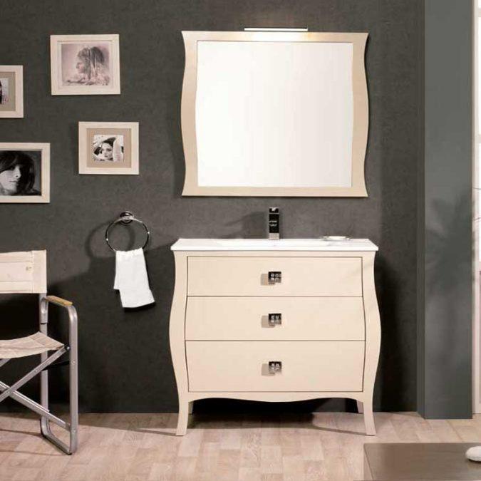 Mueble de Baño Araceli 90 cm.