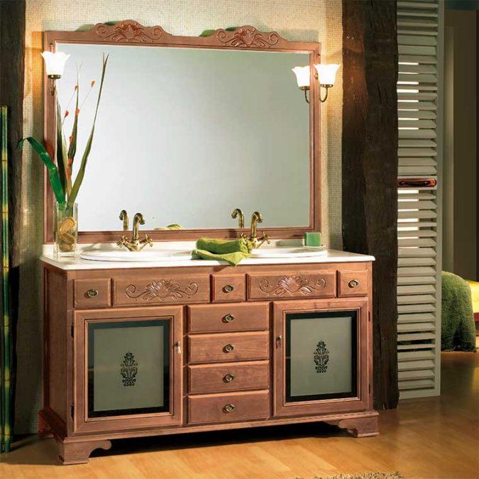 Mueble de Baño Talla 140 x 55 cm. OFERTA