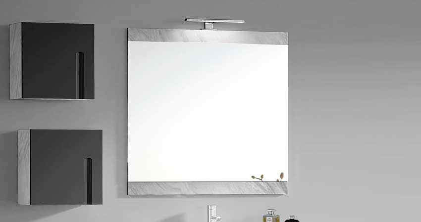 Espejo de baño modelo Cue