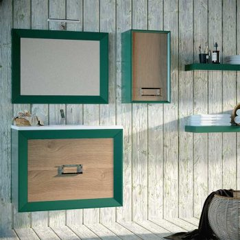 Muebles de Baño L-Gant 2 Cajones