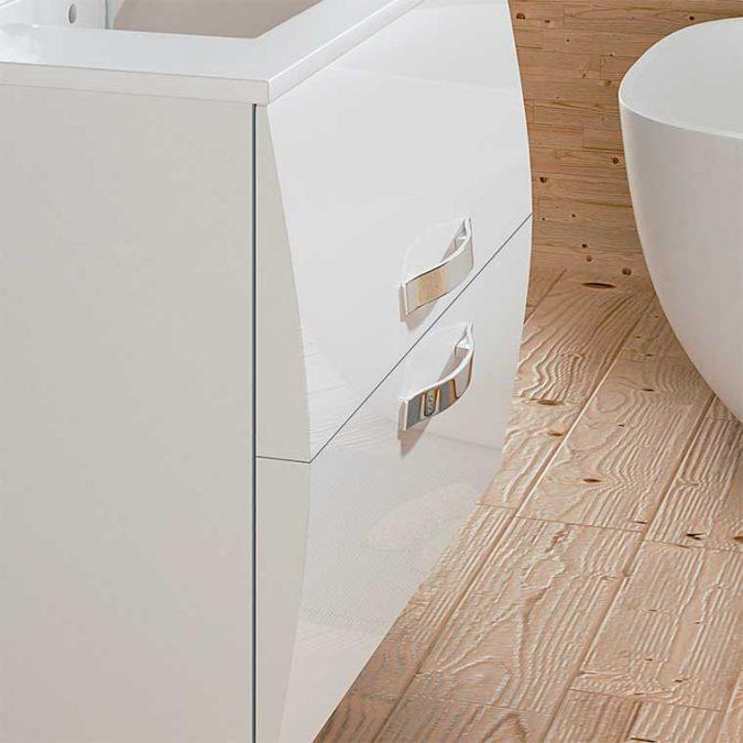 Detalle Muebles de Baño Murano