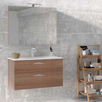 Muebles de Baño Noa con espejo Recto