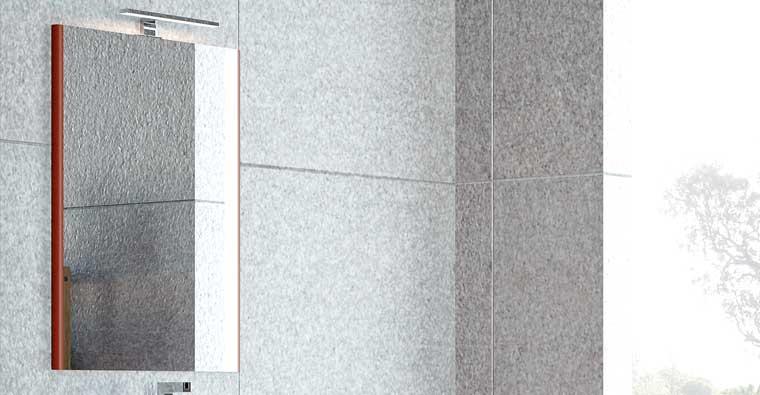 Espejo de baño modelo Tecia