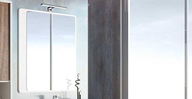 Espejo de baño Vintass