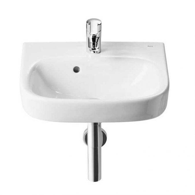 Lavabo Debba de Roca para Mueble de baño Zuri 55 cm.