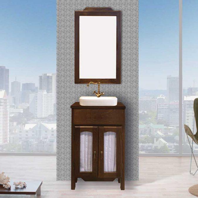 Mueble de baño Zuri 55 cm.