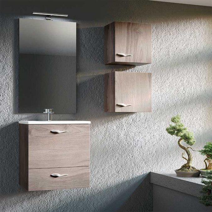 Muebles de Baño Piccolo 2 cajones