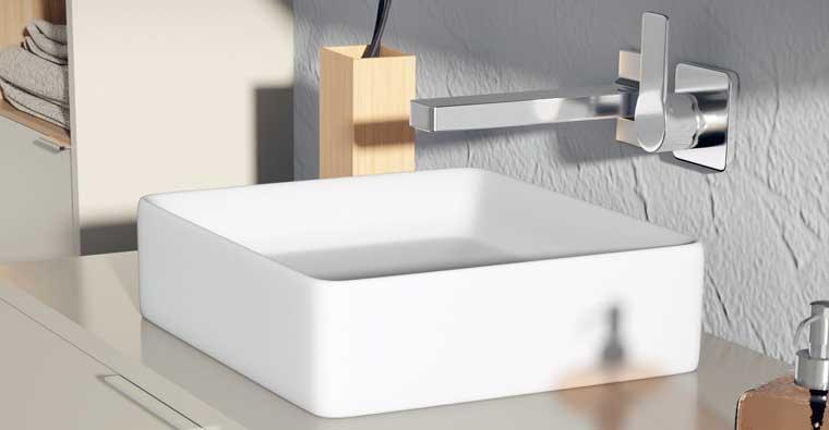 Lavabo modelo Square